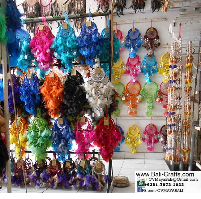 Stores That Sell Dream Catchers Dreamcatchers Factory in Bali Indonesia 17