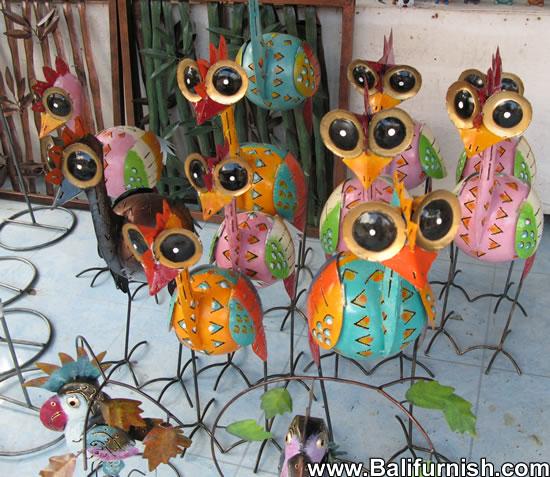 Painted Tin Crafts Bali Bali Crafts Com
