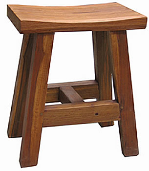 Teak Wood Stools Bali Furniture – Bali-Crafts.com