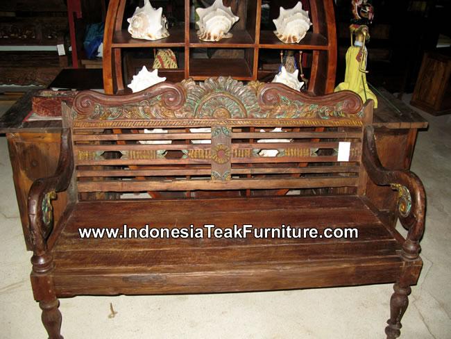 Teak Bench Bali Furniture