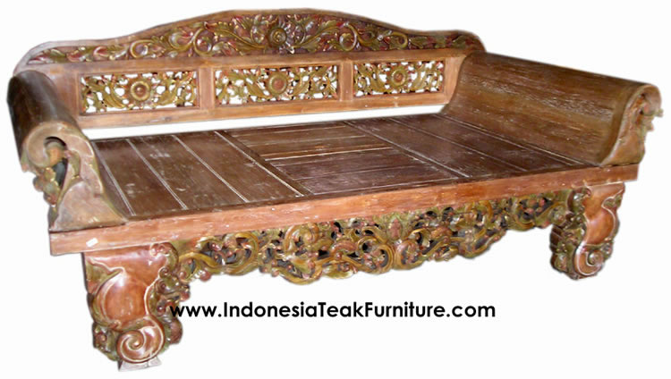 Bali Indonesia Furniture Furniture Wooden Shelves Retail Display - Indonesian bedroom furniture